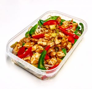 Chicken Satay Picture - diet meal delivered