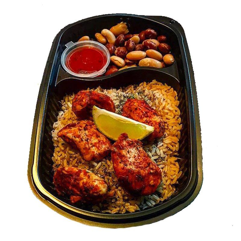 Jamaican Jerk Chicken - 07 - 02 - 2017