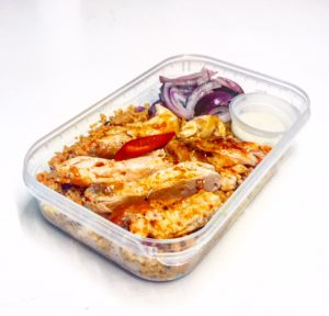 Morrocan Harrisa Chicken - diet meals
