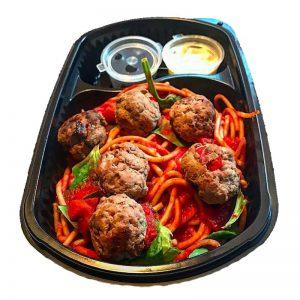 Spicy Meatballs - 07-02-2017