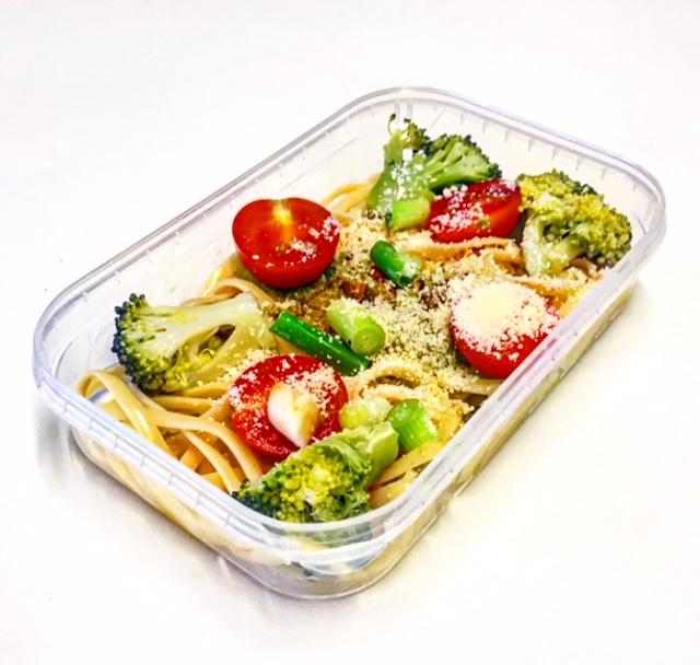 Almond Linguini Picture