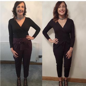Megan Grist Before & After