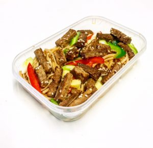 Quorn Steak Strips - diet meals
