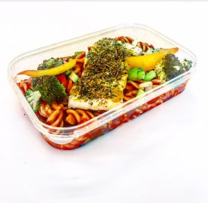 Haddock Fillet With Herb Crust