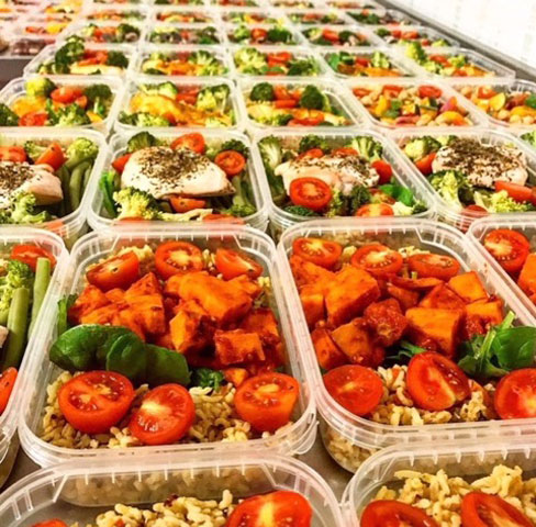 Diet Food Delivery Healthy Weight Loss Meals Result Plan